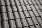 Mediterrane Dachziegel - Klinker K2 - Grafito