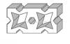 Balustrade Celosias Estrella