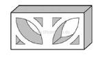 Balustrade Celosias Ficus