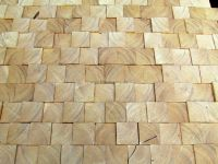 FOR-REST Holzverkleidung - Blocks geschliffen - Fichte