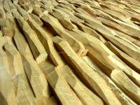 FOR-REST Holzverkleidung - Cuts Eichenholz