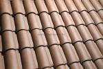 Mediterrane Dachziegel - Klinker K2 - Marron