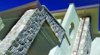 Verblender Natursteinoptik Arenal - Farbe Grigio