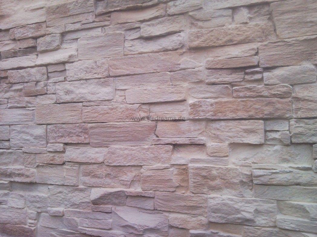 Kunststeinpaneele bari – paneele in der optik von steinwänden mit ...
