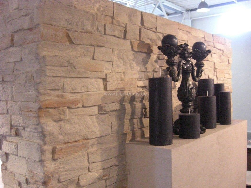 Steinwand innen wohnzimmer – sehremini