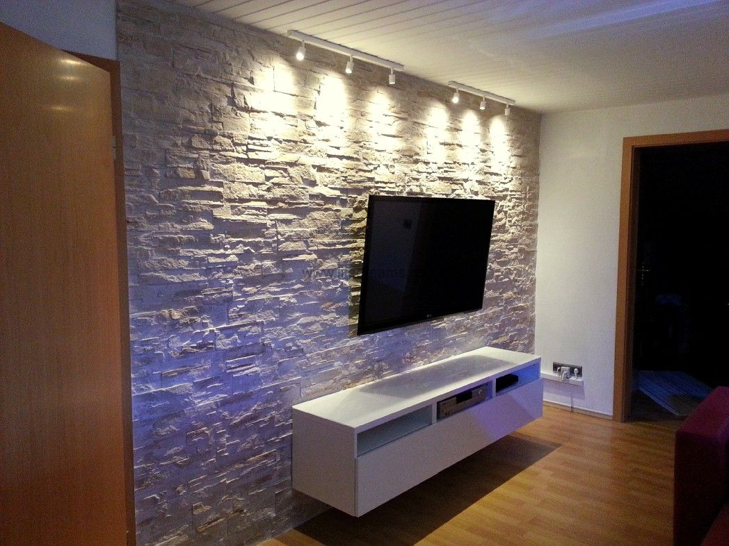 Funvit.com  Wohnzimmer Neu Gestalten Farbe